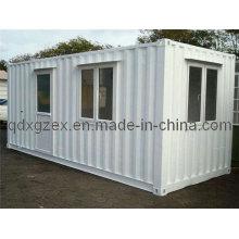 Модельный дом / самодельный 20-футовый контейнерный дом (CH-98)