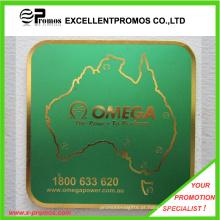 Coaster de alumínio do OEM do promocional / coaster do metal (EP-C411311D)