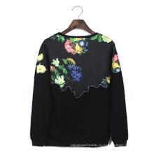 OEM доступны популярные Одежда для девочек мини-флисовая Толстовка