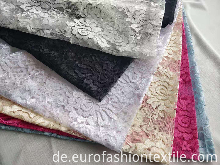 Rose Lace for Garment