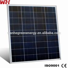 Panel solar y módulo solar impermeables policristalinos
