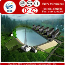 Waterproofing Constructions by HDPE Membranes, Make to Order and Low Price