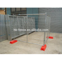 High Quality PVC-Coated Temporary Security Fence