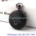 Montre de poche de haute qualité, chaîne en alliage avec étui en alliage 15103