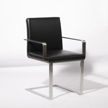 Cadeira de Jantar Nico Flat Steel