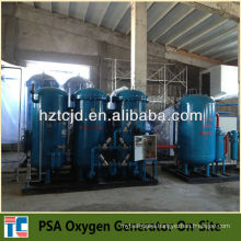 Pressure Swing System for Oxygen Bar
