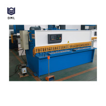 hydraulic cnc guillotine plate shearing machine