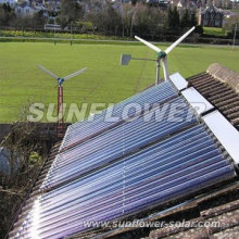 Aluminiumprofil für Solarkollektor