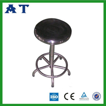 CE ISO approved stainless steel Operation Stool