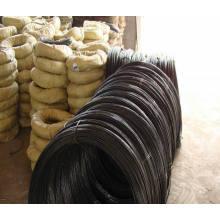 Alambre negro / alambre negro del hierro / alambre recocido negro