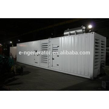 1mva diesel generator factory direct supply