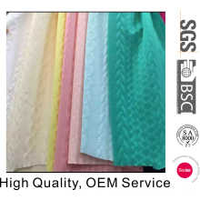 Polyester Knitting Jacquard Fabric with High Quality