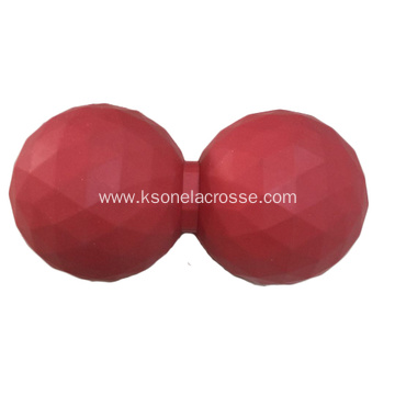 rubber massage ball and Peanut massage yoga Ball