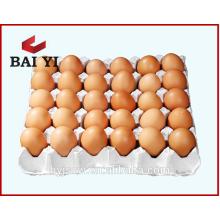 Bandeja de ovos de frango de venda barata de fábrica