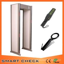 Highly Sensitive Door Frame Metal Detector Archway Walk Through Metal Detector