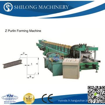 Machine à forger l'acier à lame de quille léger