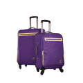 Compass Fabric Trolley Case equipaje 2 piezas
