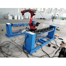 Automatic robot welding manipulator  arm