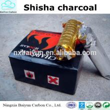 Carbón de incienso, carbón de cachimba, carbón de shisha
