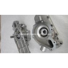 Boîtier de pompe en aluminium avec moulage mécanique sous pression