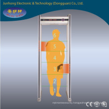 JH-5A(LCD)Military use safety screening metal detector
