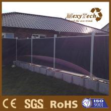 Фошань WPC забор, декоративный экран уединения дома