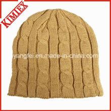 2016 Calçados quentes de inverno Hat Crochet chapéu quente