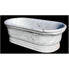Antique Marble bathtub For Home Decoration