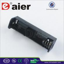 Daier 1 batería batería caja 3.7v 18650 titular de la batería
