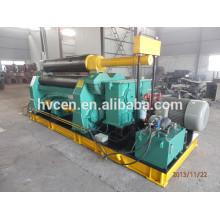 W11-6 * 2000 máquina de laminación de placa simétrica mecánica, máquina de laminación de placa de 3 rodillos