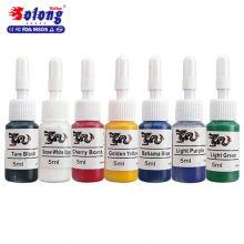 Encre de tatouage / maquillage permanent de colorant de Microblading pour le sourcil / maquillage