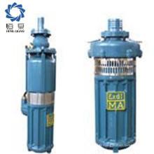 YQ peut personnaliser la pompe submersible multi-étages