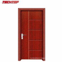 Tpw-133A New Design Room Single Teak Wood Main Door Designs