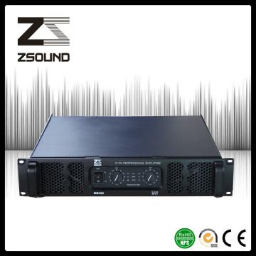 Amplificateur audio sain stéréo puissant de 450W