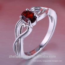 2018 most popular private label jewelry smart ring
