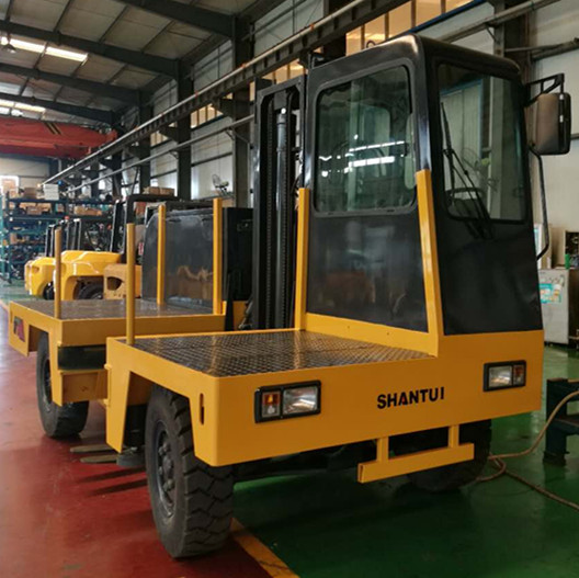 3 Ton Side Loader Forklift