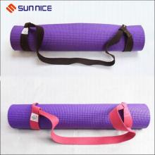 Meilleure qualité tapis de yoga unique sangle de transport