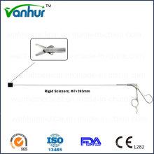 Hysteroskopie / Uteroskop Set Starre Schere