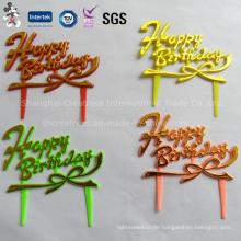 Cheap Price Happy Birthday Cake Decoration