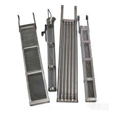 Cesta de aquecimento Titanium da venda quente principal do fabricante