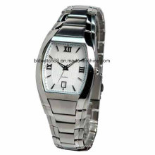 2017 New Fashion Wrist Watches Ladies Watch Stainless Steel Back