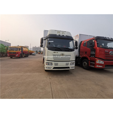 FAW refrigerated truck for food transportation