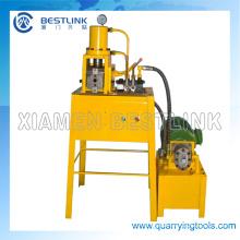 China Cheap Hydraulic Drill Rod End Shank Pressing Machine