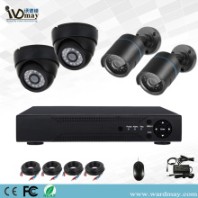 CCTV 3.0MP Kits de video vigilancia DVR de seguridad