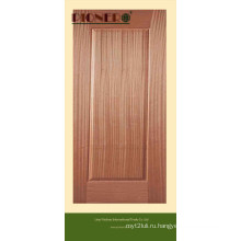 Ясень Тиковое дерево двери шпон кожи ХДФ