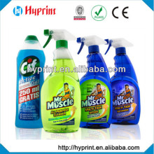 High quality Custom In Mold Label for detergent