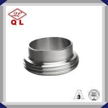 Sanitaire SUS 304 316L en acier inoxydable DIN Homme Union