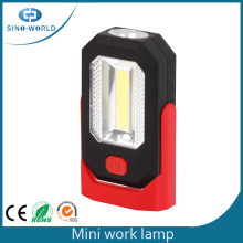 1LED 3W COB Flexible Mini Led Luz de trabajo