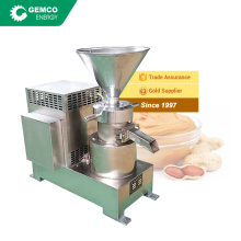 Price peanut butter colloid mill for grinding automatic peanut butter making machine