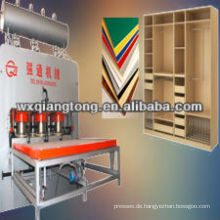 1200T-1220 * 2440mm Melaminplatte Heißpresse / Heißplatte für Hydraulikpresse
